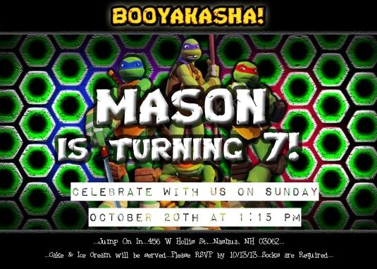 Mason Birthday